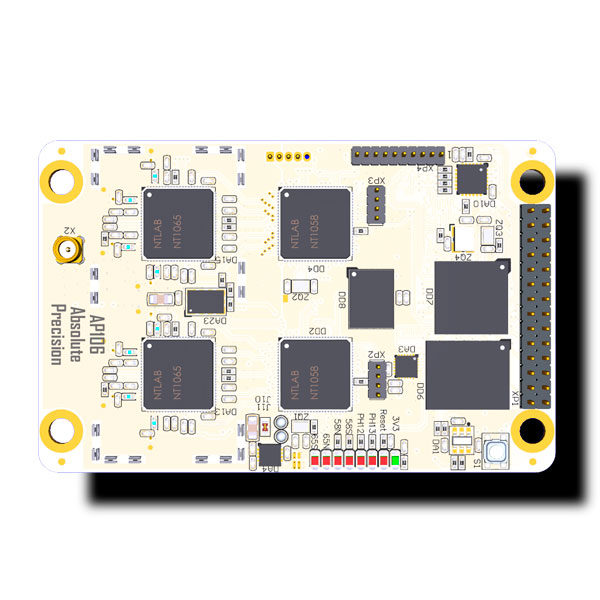 AP106 Multi-GNSS RTK/INS Module With Extended Functionality